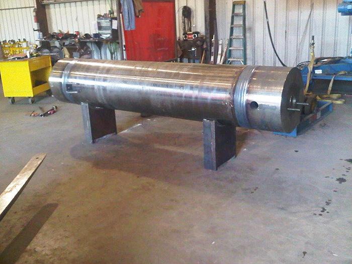 Sand And Slag Separator : Pre engineered sand separators quitman texas